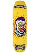 Deathwish Furby Clowns Deck  8.38 x 31.75