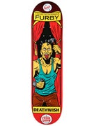 Deathwish Furby Freak Show Deck  8.125 x 31.5