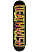 Deathwish Fatality Deck  8.0 x 31.5