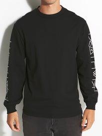 Deathwish Future Thrash Longsleeve T-Shirt