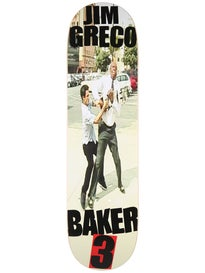Deathwish Greco Baker 3 Security Deck 8.25 x 31.875