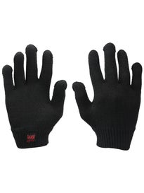 Deathwish Gang Logo Gloves  Black