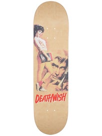 Deathwish Going Steady Deck  8.0 x 31.5