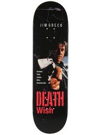Deathwish Greco VHS Wasteland Deck 8.3875 x 32