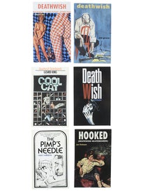 Deathwish Inc Sticker 6pk