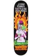 Deathwish Dickson Blacklight Deck  8.125 x 31.25