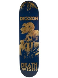 Deathwish Dickson Color Of Death 2 Deck 8.0 x 31.5