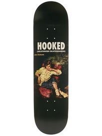 Deathwish Dickson Hooked Deck 8.125 x 31.5