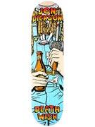 Deathwish Dickson Overalls Deck  8.38 x 31.75