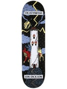 Deathwish Dickson Tarot Card Deck  8.3875 x 32