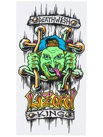 Deathwish Jusskid Sticker