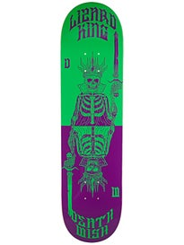Deathwish Lizard King Cards Deck  7.875 x 31.25