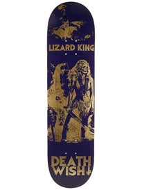 Deathwish Lizard King Colors Of Death Deck 7.875x31.25
