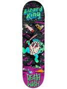 Deathwish Lizard King Death Toons 2 Deck  7.875 x 31