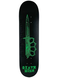 Deathwish Lizard King Deadly Intent Deck  8.0 x 31.5