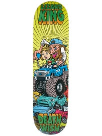 Deathwish Lizard King Monster Truck Deck 8.25x31.875