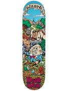 Deathwish Lizard King Story Time Deck  8.125 x 31.5