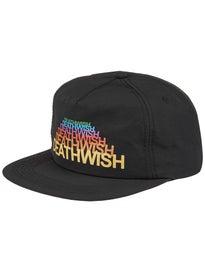 Deathwish Magnet Box Snapback Hat
