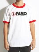 Deathwish Mad Ringer T-Shirt