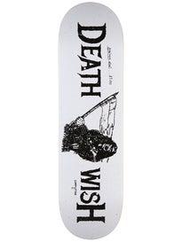 Deathwish Metal Uprising Deck 8.475 x 31.875