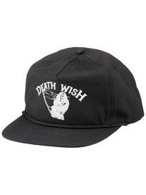 Deathwish Metal Uprising Snapback Hat
