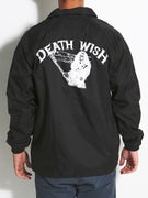 Deathwish Metal Uprising Coach Jacket