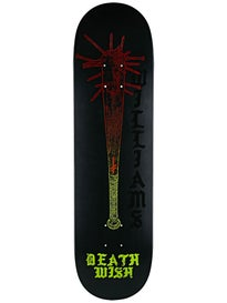 Deathwish Neen Deadly Intent Deck  8.25 x 31.5