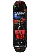 Deathwish Neen VHS Wasteland Deck 8.25 x 31.875