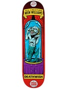 Deathwish Neen Freak Show Deck  8.25 x 32