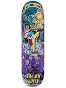 Deathwish Williams Story Time Deck  8.3875 x 31.5