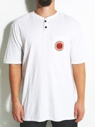 Deathwish Lucky Pocket Henley Shirt