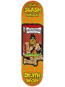 Deathwish Slash Crazy Consumers 2 Deck  8.125 x 31.5