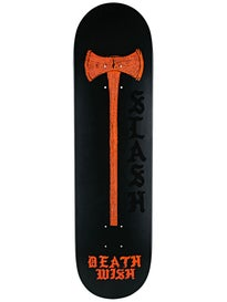Deathwish Slash Deadly Intent Deck  8.125 x 31.5