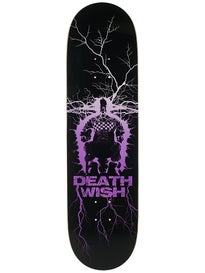 Deathwish Shocker Deck 8.38 x 32