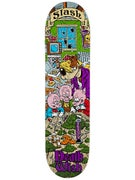 Deathwish Slash Story Time Deck  8.0 x 31.5