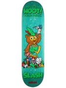 Deathwish Slash Mascot Mayhem Deck  8.38 x 31.75
