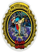 Deathwish Story Time Sticker Williams