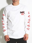 Deathwish Sex Wish Longsleeve T-Shirt