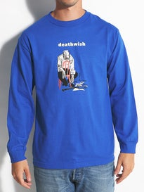 Deathwish The Blues Longsleeve T-Shirt