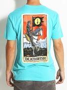 Deathwish Tarot Card T-Shirt
