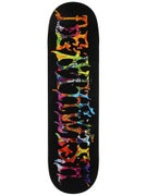 Deathwish Blacklight Deck  8.5 x 32