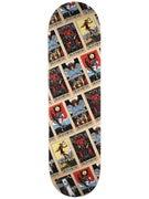 Deathwish Tarot Card Deck  8.475 x 31.875