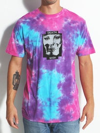 Deathwish Terror Eyes Tie Dye T-Shirt