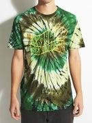Deathwish Trippy Mane Tie Dye Premium T-Shirt