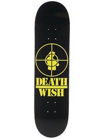 Deathwish Terrordome Deck 8.0 x 31.5