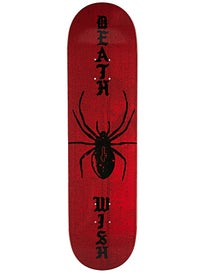 Deathwish Time Served Deck  8.125 x 31.5