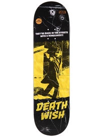 Deathwish Team VHS Wasteland Deck 8.5 x 32