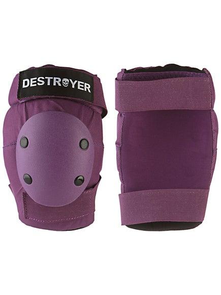 Destroyer Amateur Elbow Pads Purple