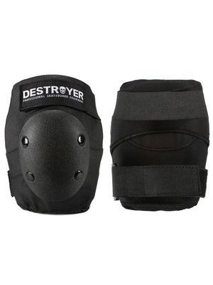 Destroyer Amateur Elbow Pads  Black