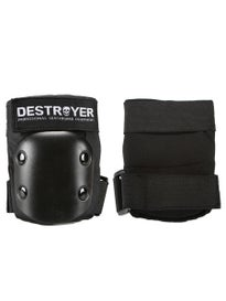 Destroyer Recreational Elbow Pads  Black